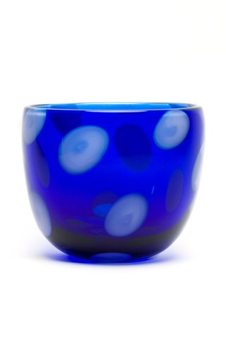 Spotted Glass Bowl