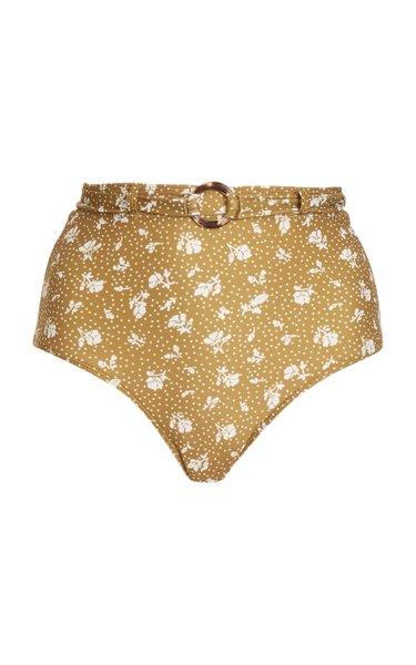Ravyn Printed Bikini Bottom