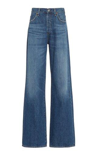 Annina High-Rise Wide-Leg Jeans