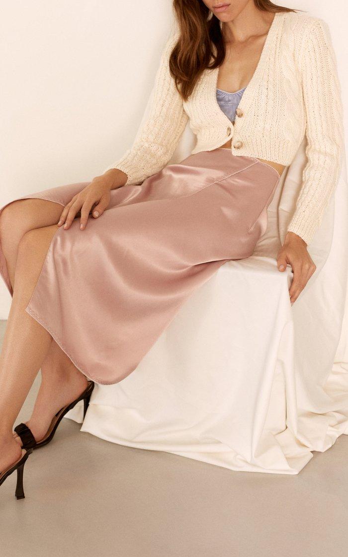 Dubilet Wool-Blend Cardigan