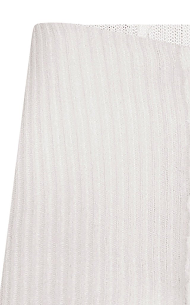 Anechka Off-The-Shoulder Knit Top