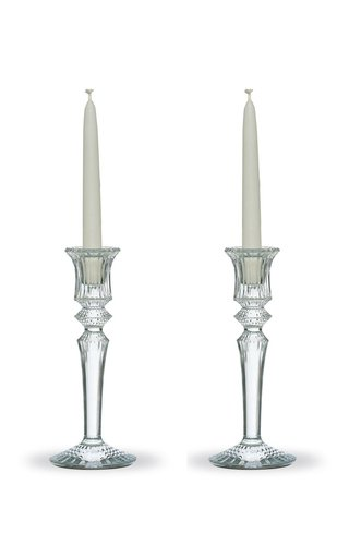 Set-Of-two Mille Nuits Candlesticks
