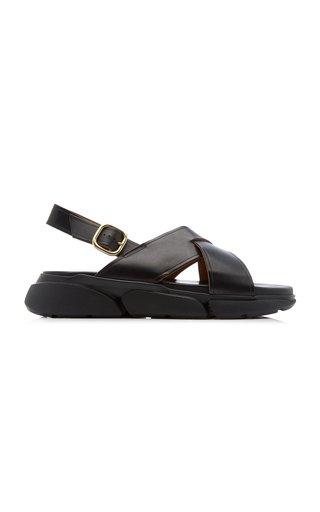 Barisci Leather Sandals