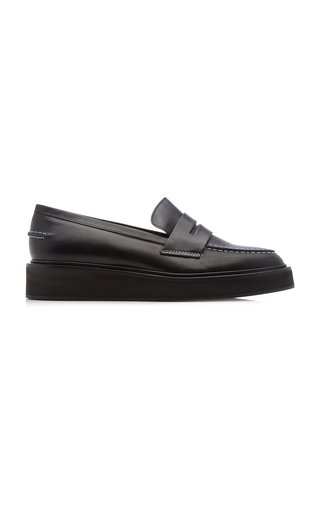 Monsano Leather Loafers