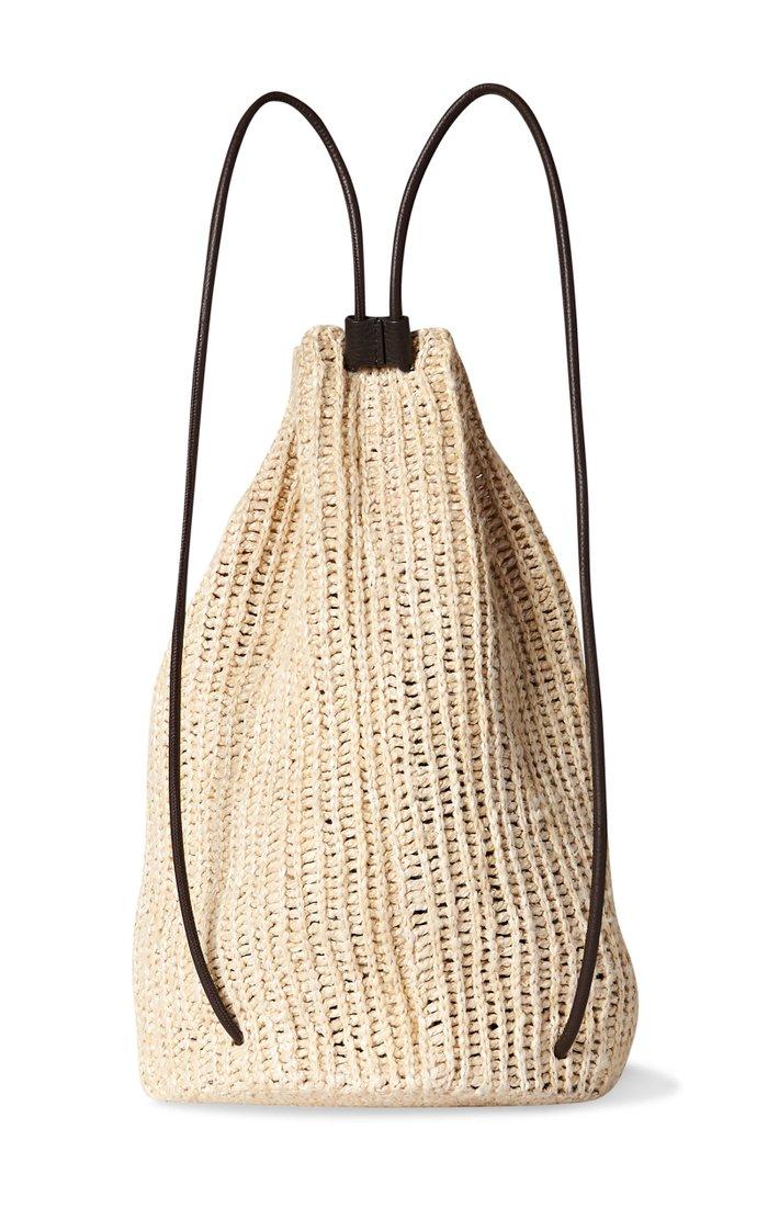 Massimo Woven Backpack