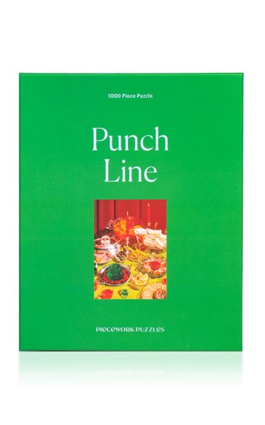 Punch Line 1000 Piece Jigsaw Puzzle