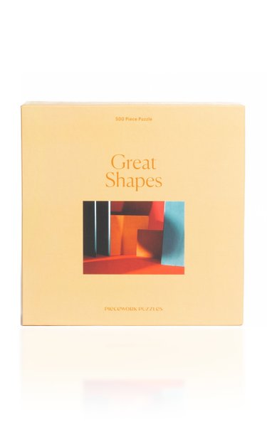 Great Shapes 500 Piece Jigsaw Puzzle