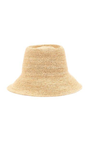 Felix Raffia Bucket Hat