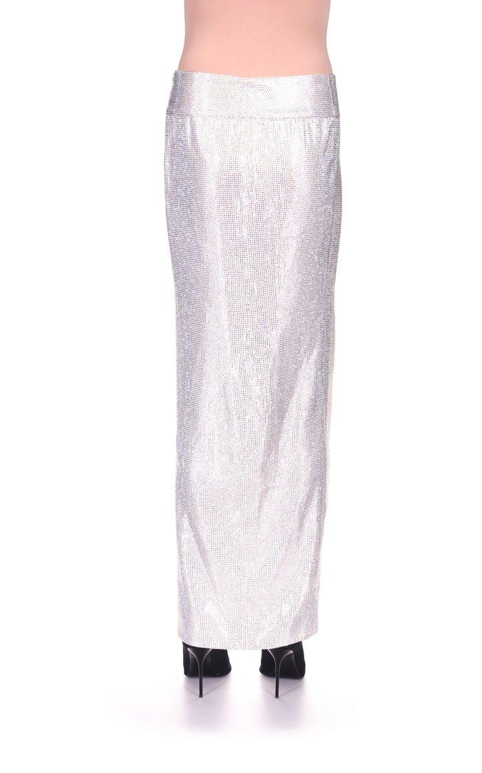 Embroidered Skirt