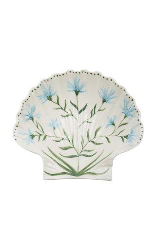 Exclusive Painted Ceramic Salad Bowl