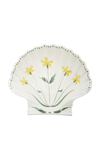 Exclusive Painted Ceramic Salad Bowl