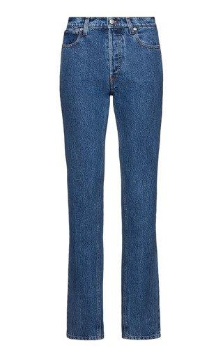 Flared Rigid Jeans