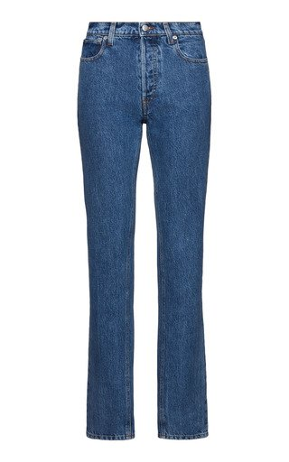 Flared Rigid Jeans