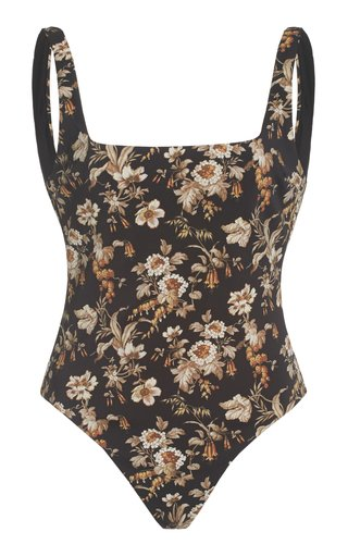 Amerie Floral One-Piece Swimsuit