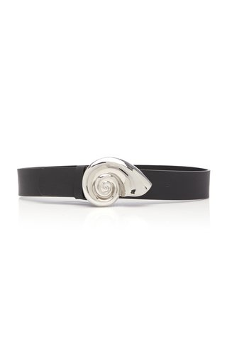Golden Ratio Leather Belt