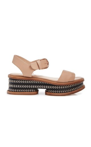Mika Leather Sandals