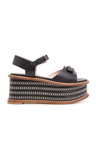 Hill Leather Sandals