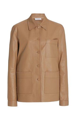 Chore Leather Jacket