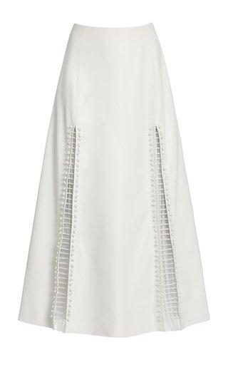 Jackie Leather Skirt
