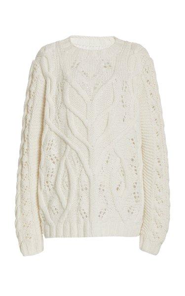 Kvyat Cashmere Knit Sweater