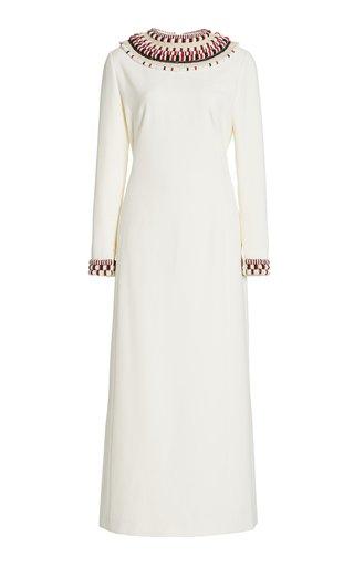 Shane Silk-Wool Dress