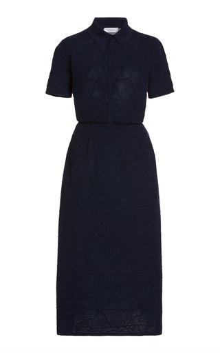 Cate Merino Wool Knit Dress