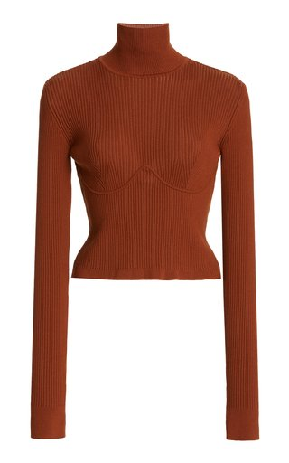 Russel Merino Wool Knit Top