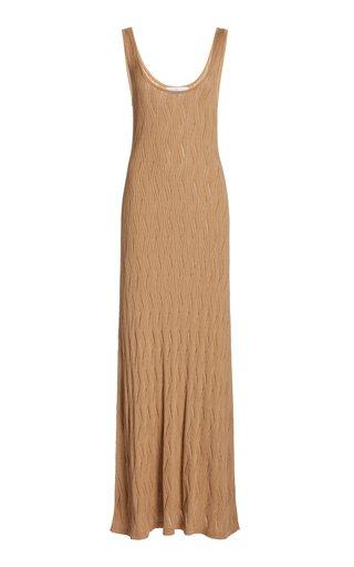Penfound Cashmere-Silk Knit Dress