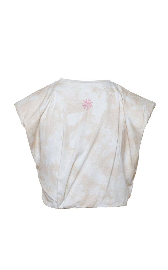 Puducherry Cotton Cropped Top