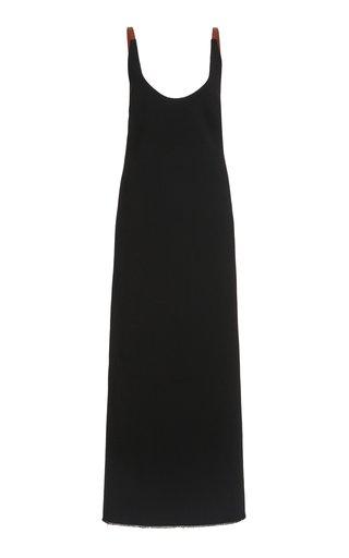 Steiner Wool Scoopneck Dress