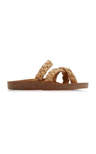 Still Life Raffia Sandals
