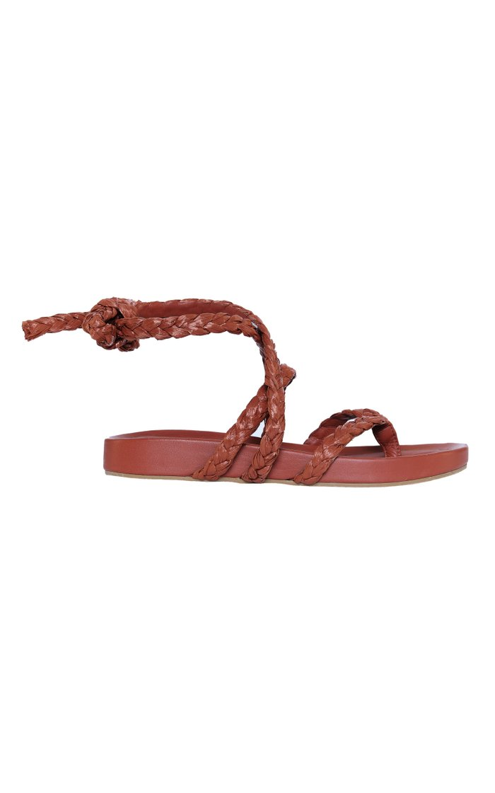Daal Leather Sandals