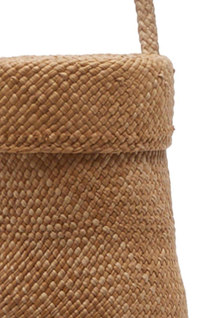 Palacio De Jaipur Palm Of Iraca Shoulder Bag