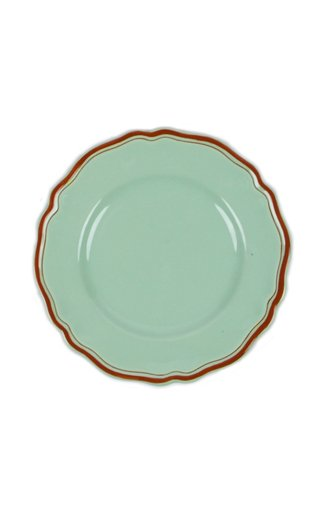 Set-Of-Four Ceramic Salad Plates