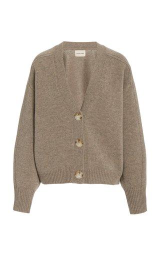 Zanzibar Oversized Wool-Cashmere Cardigan