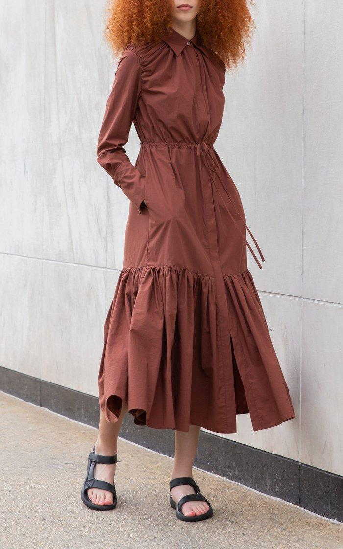 Samira Shirt Dress