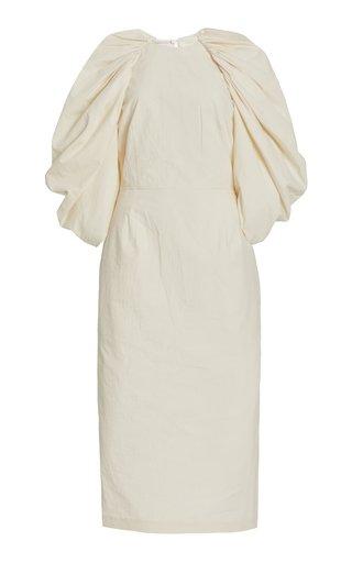 Sasha Cotton-Poplin Dress