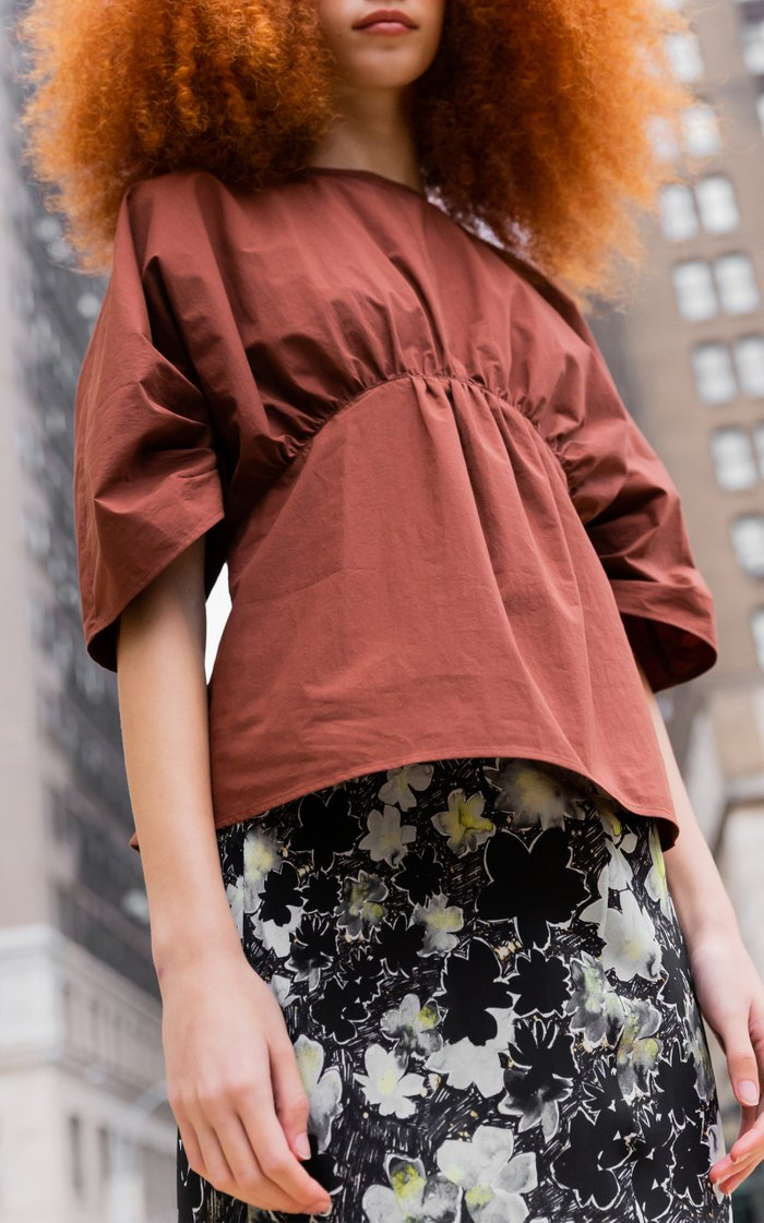 Elle Silk Skirt