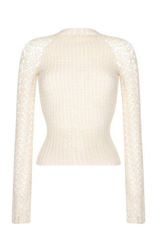 Pirka Crochet Cotton Top