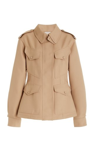 Ava Twill Field Jacket