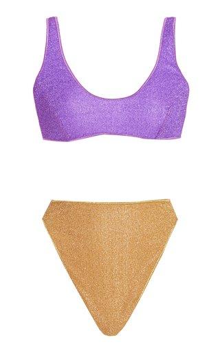 Lumière 90s Two-Piece Bikini Set
