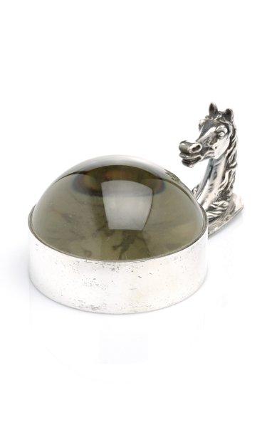 Hermes Horse Head Magnifier