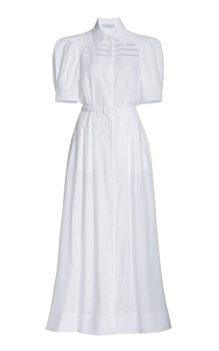 Sen Upcycled Cotton Dress