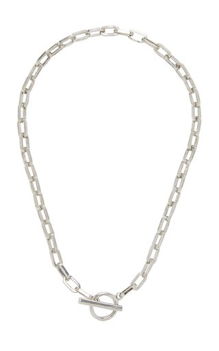 Gold-Plated Small Link Necklace