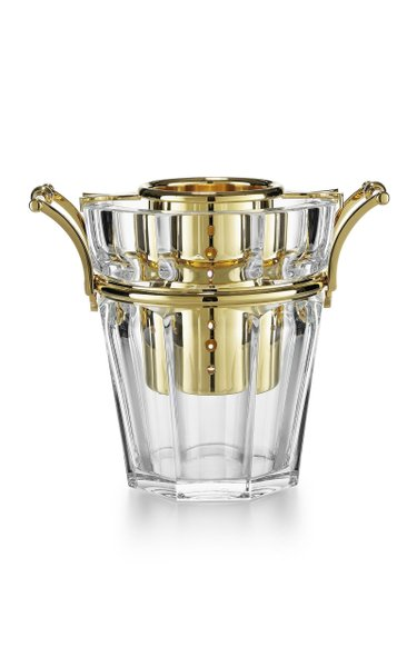 Champagne Bucket Gold Fittings