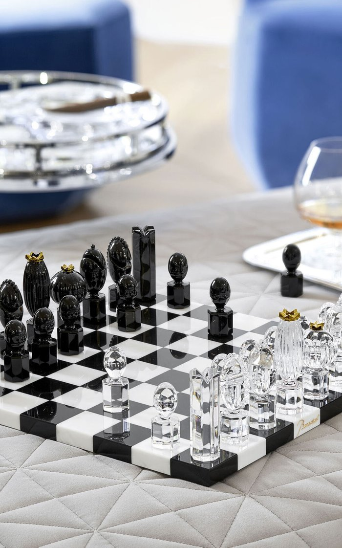Marcel Wanders Chess Set