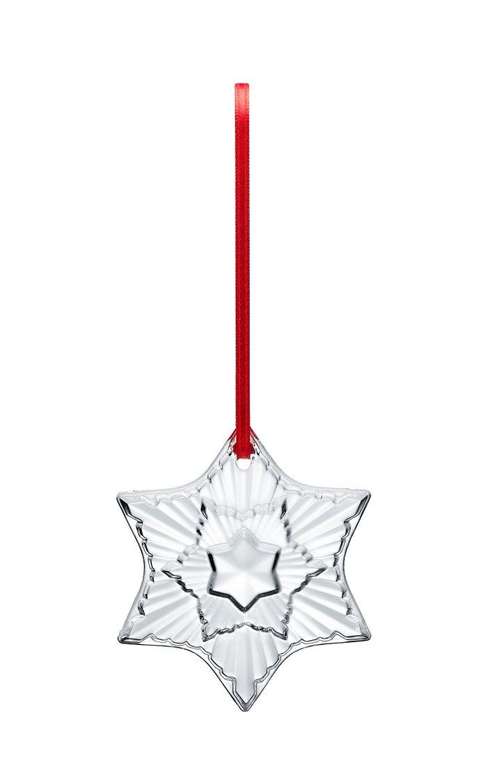 2020 Annual Ornament Clear