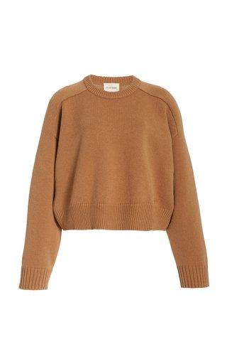 Bruzzi Oversized Wool-Cashmere Sweater