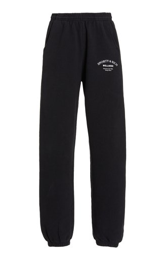 Wellness Studio Cotton Jersey Sweatpants