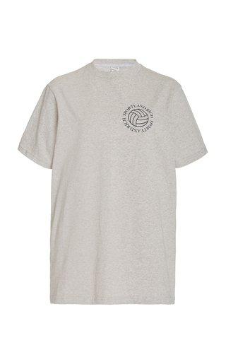 Volleyball Cotton T-Shirt